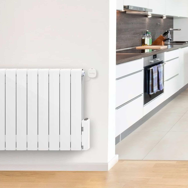 radiateur lectrique inertie pourquoi opter pour un radiateur moderne. Black Bedroom Furniture Sets. Home Design Ideas