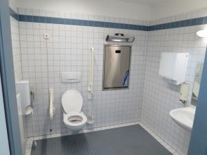 Réservoir WC