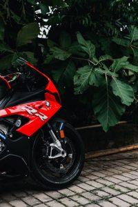 gonfler pneu moto