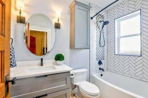 lavabo salle de bain boucher