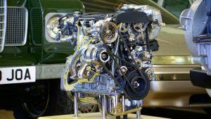 moteur voiture a réparer